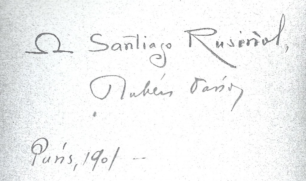 Rubén DarÃ_o 1901