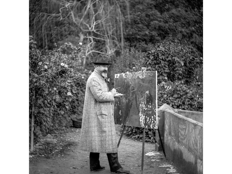 Santiago Rusiñol per Guillem Bestard, 1905 (1)